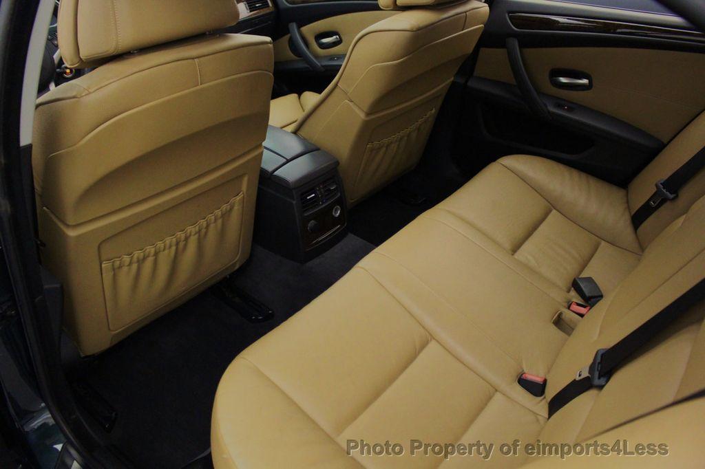 2008 BMW 5 Series 528i 6 Speed SPORT/PREMIUM/COLD NAVIGATION - 18257417 - 51