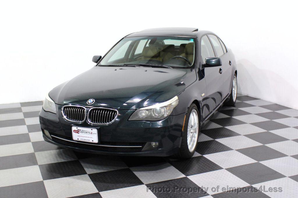 2008 BMW 5 Series 528i 6 Speed SPORT/PREMIUM/COLD NAVIGATION - 18257417 - 53