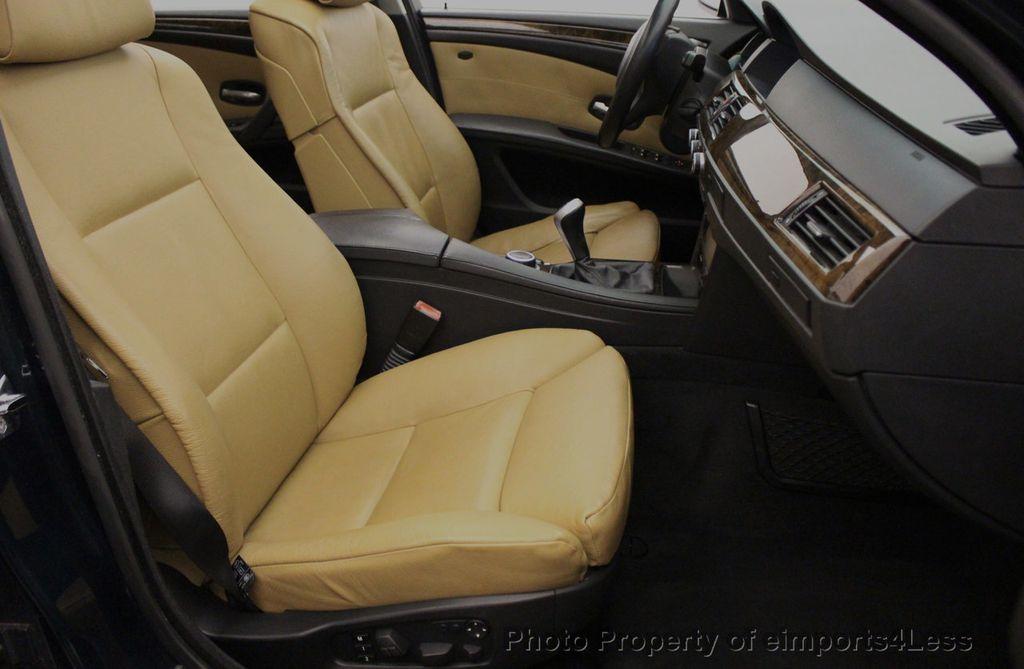 2008 BMW 5 Series 528i 6 Speed SPORT/PREMIUM/COLD NAVIGATION - 18257417 - 6