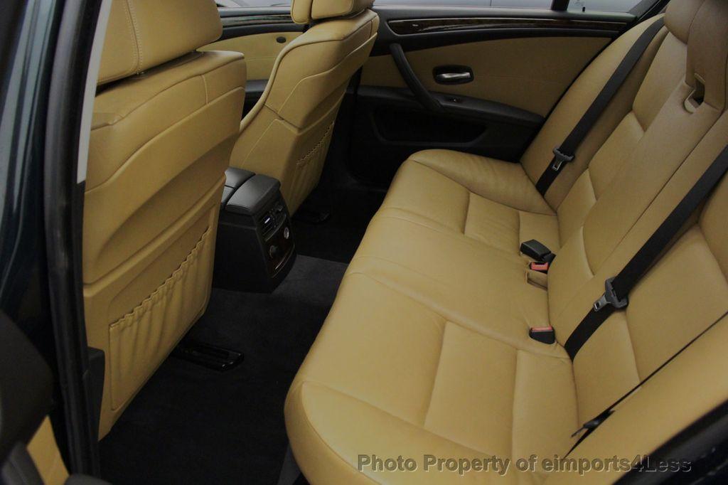 2008 BMW 5 Series 528i 6 Speed SPORT/PREMIUM/COLD NAVIGATION - 18257417 - 7