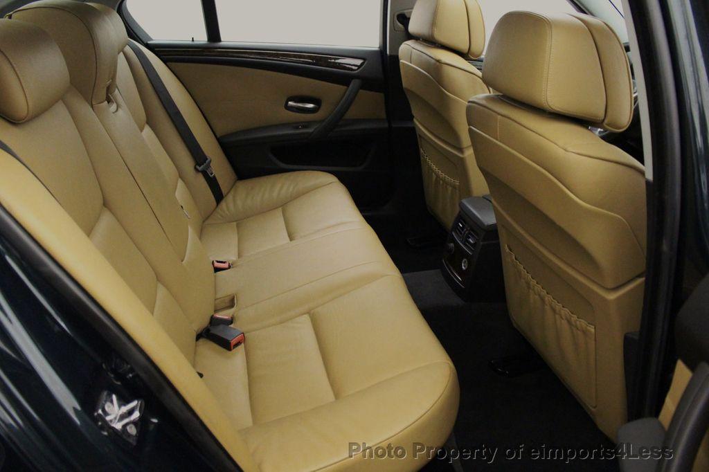 2008 BMW 5 Series 528i 6 Speed SPORT/PREMIUM/COLD NAVIGATION - 18257417 - 8