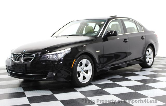 2008 Used Bmw 5 Series Certified 528i Premium Package