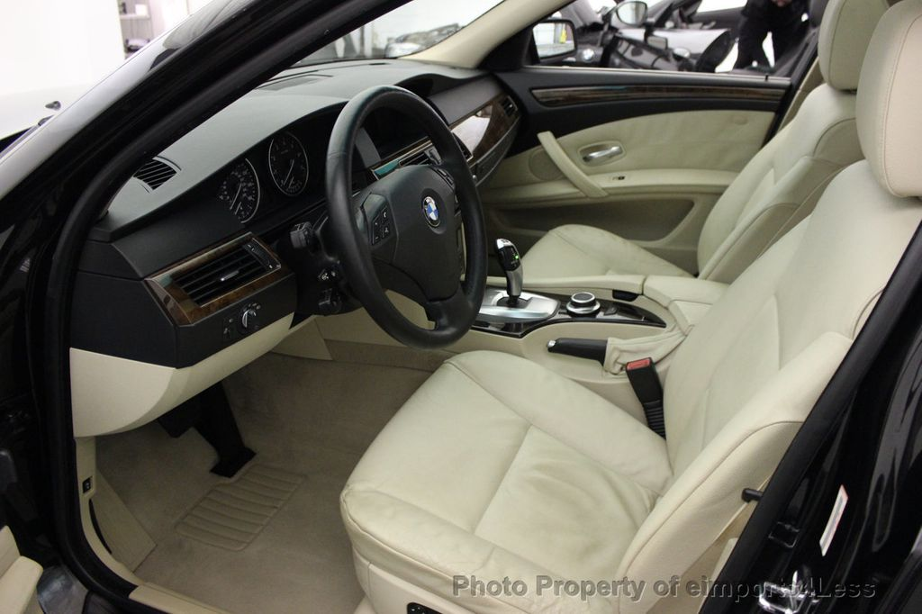 2008 used bmw 5 series certified 528i premium package sedan at