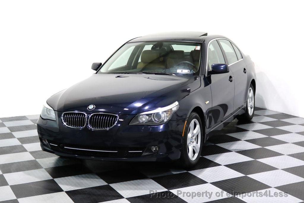 2008 BMW 5 Series CERTIFIED 535Xi AWD Active Cruise HUD NAVI - 17234274 - 0