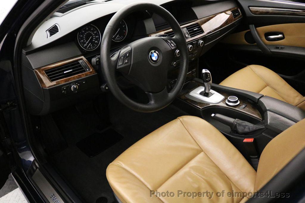 2008 BMW 5 Series CERTIFIED 535Xi AWD Active Cruise HUD NAVI - 17234274 - 20