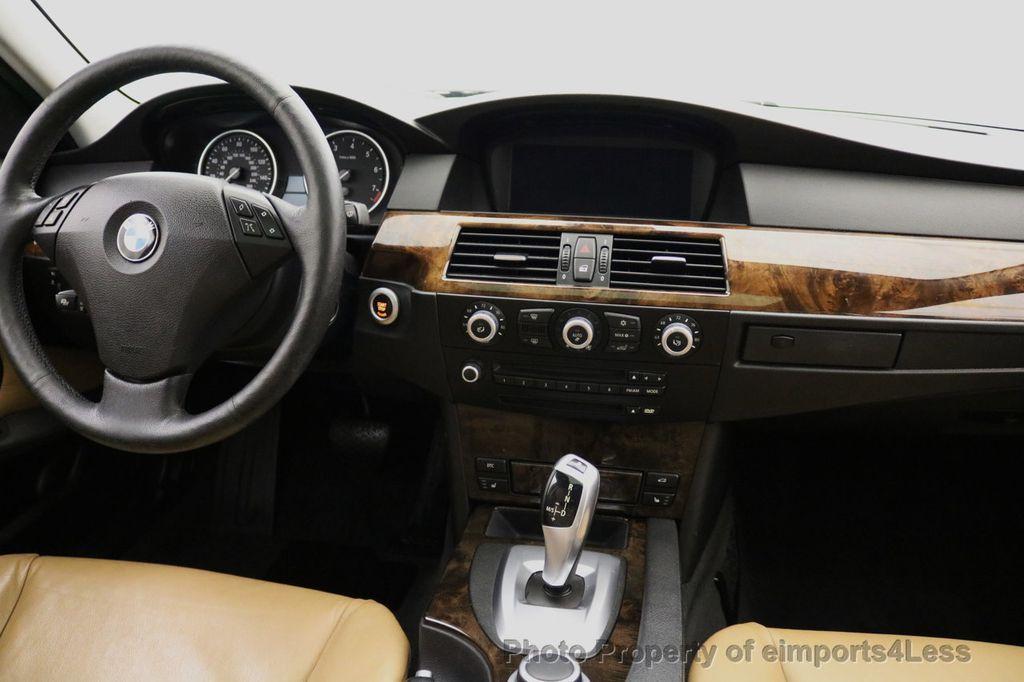 2008 BMW 5 Series CERTIFIED 535Xi AWD Active Cruise HUD NAVI - 17234274 - 21