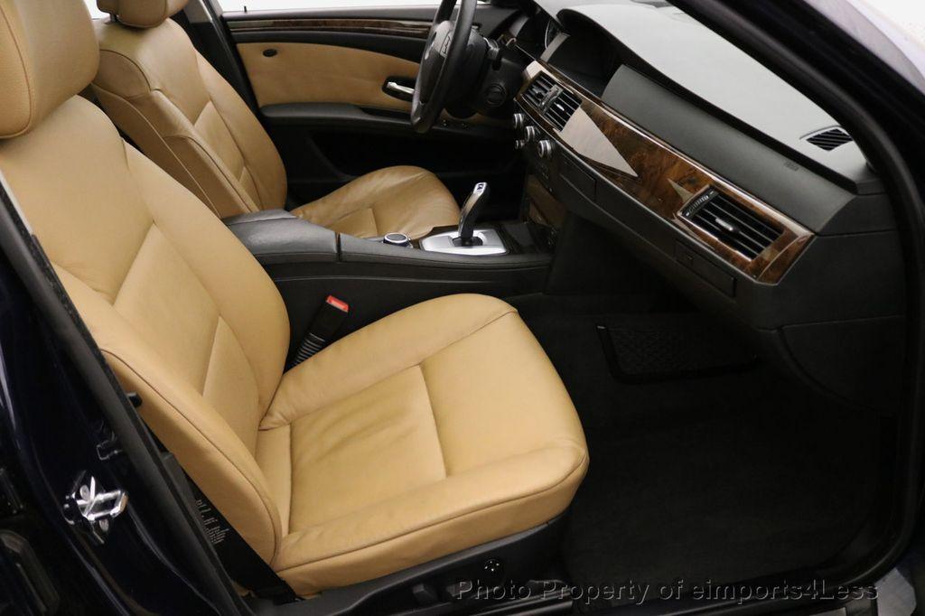 2008 BMW 5 Series CERTIFIED 535Xi AWD Active Cruise HUD NAVI - 17234274 - 22