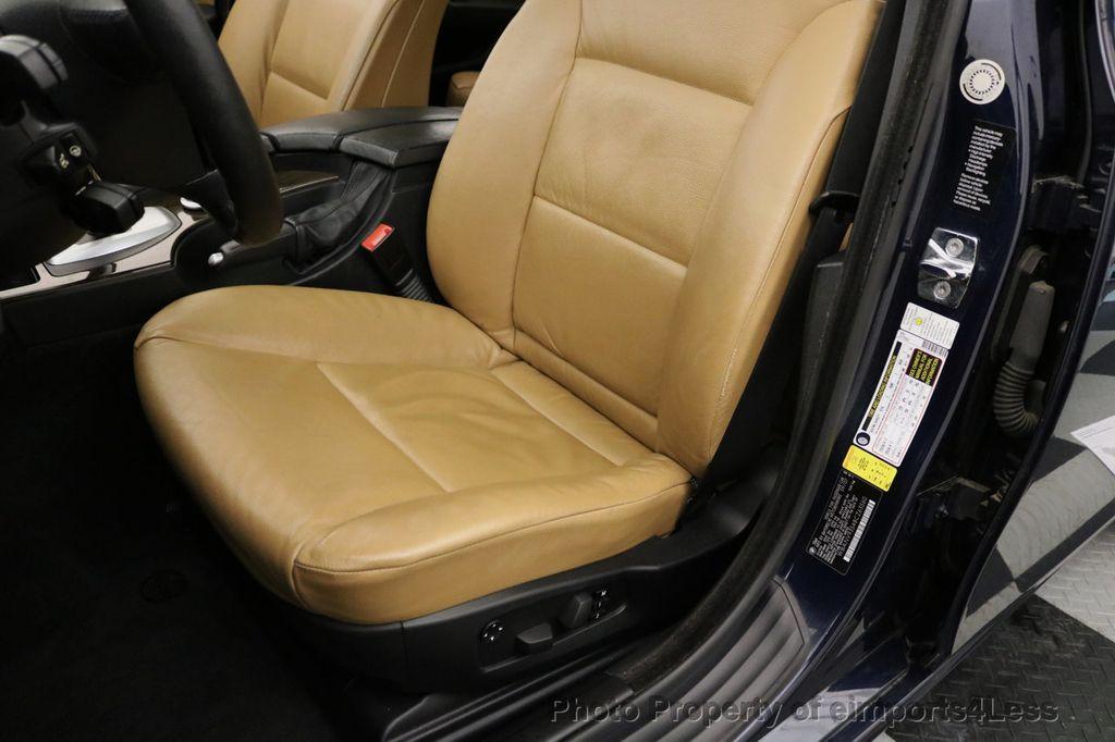 2008 BMW 5 Series CERTIFIED 535Xi AWD Active Cruise HUD NAVI - 17234274 - 23