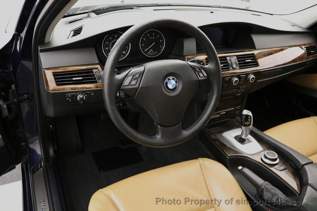 2008 BMW 5 Series CERTIFIED 535Xi AWD Active Cruise HUD NAVI - 17234274 - 32