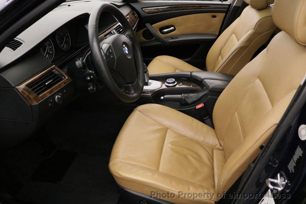 2008 BMW 5 Series CERTIFIED 535Xi AWD Active Cruise HUD NAVI - 17234274 - 34