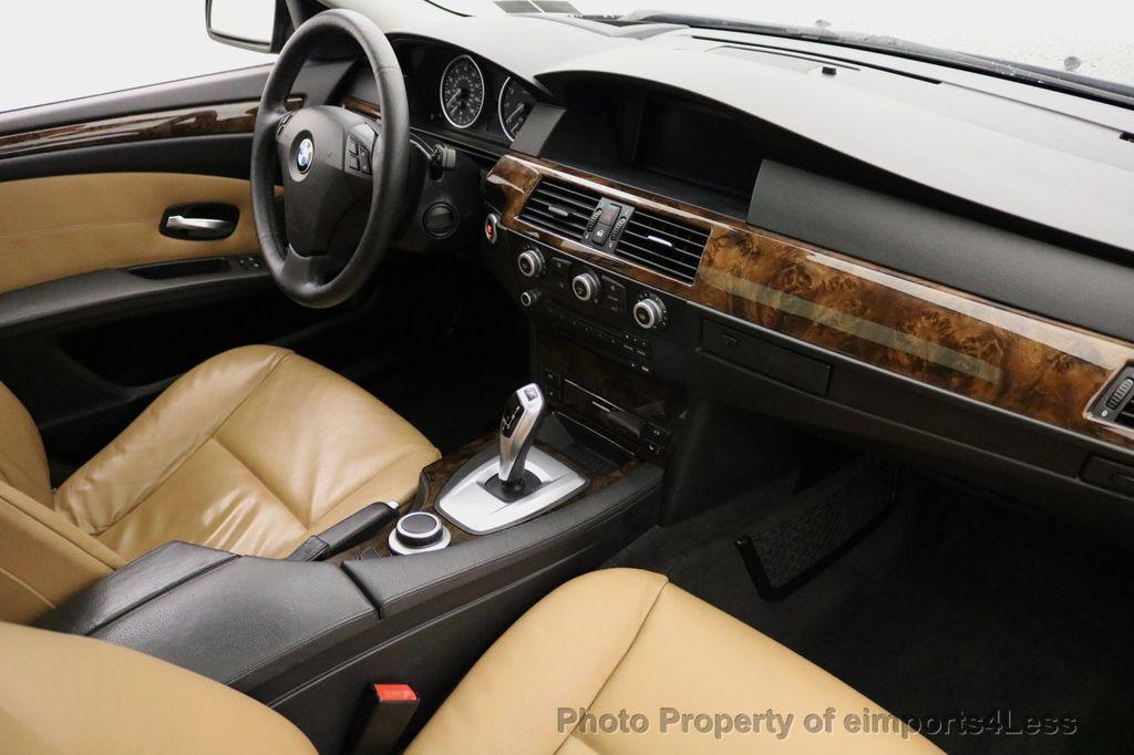 2008 BMW 5 Series CERTIFIED 535Xi AWD Active Cruise HUD NAVI - 17234274 - 35