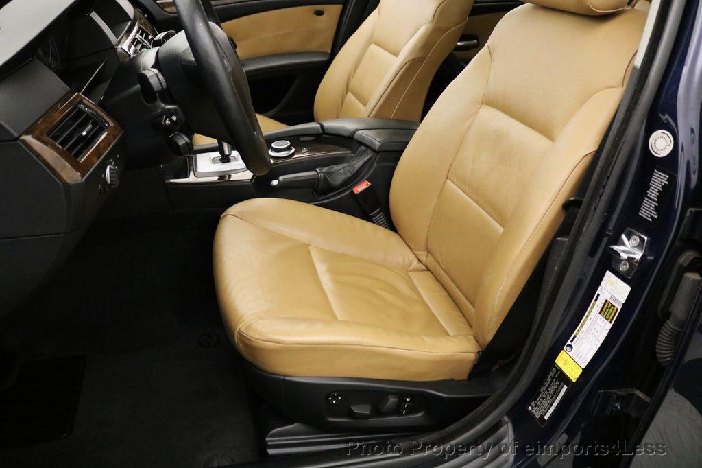 2008 BMW 5 Series CERTIFIED 535Xi AWD Active Cruise HUD NAVI - 17234274 - 43