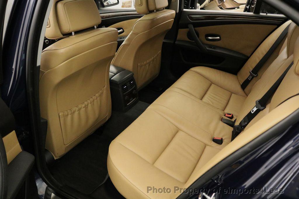 2008 BMW 5 Series CERTIFIED 535Xi AWD Active Cruise HUD NAVI - 17234274 - 45