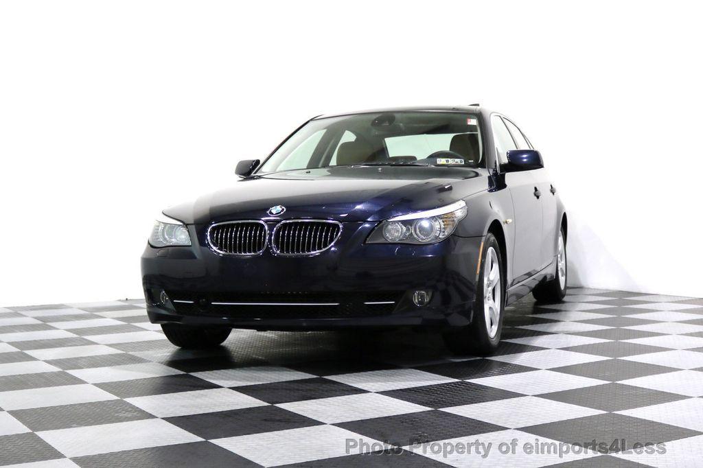 2008 BMW 5 Series CERTIFIED 535Xi AWD Active Cruise HUD NAVI - 17234274 - 47