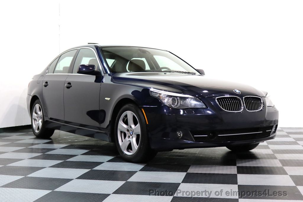 2008 BMW 5 Series CERTIFIED 535Xi AWD Active Cruise HUD NAVI - 17234274 - 50