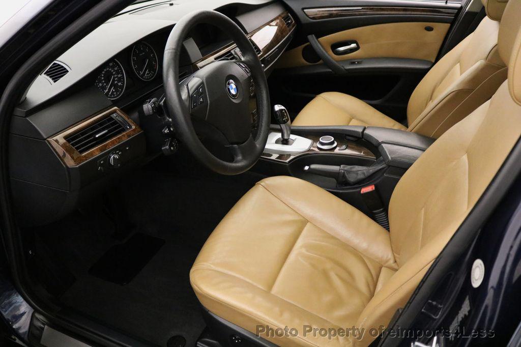 2008 BMW 5 Series CERTIFIED 535Xi AWD Active Cruise HUD NAVI - 17234274 - 6
