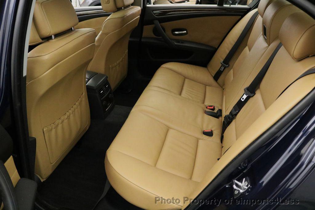 2008 BMW 5 Series CERTIFIED 535Xi AWD Active Cruise HUD NAVI - 17234274 - 8