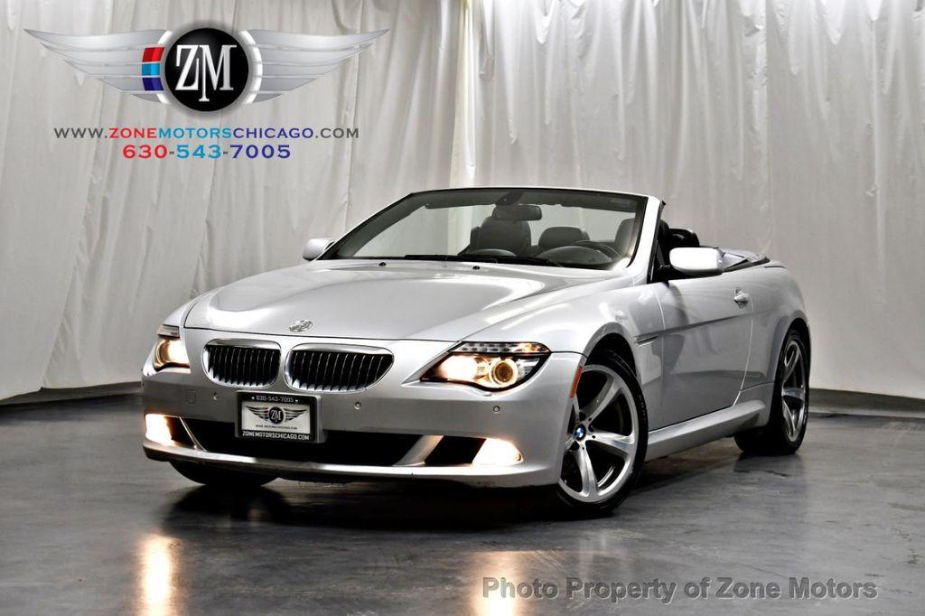 2008 BMW 6 Series 650i - 18595837 - 0