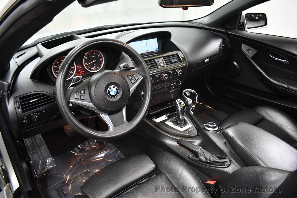 2008 BMW 6 Series 650i - 18595837 - 9
