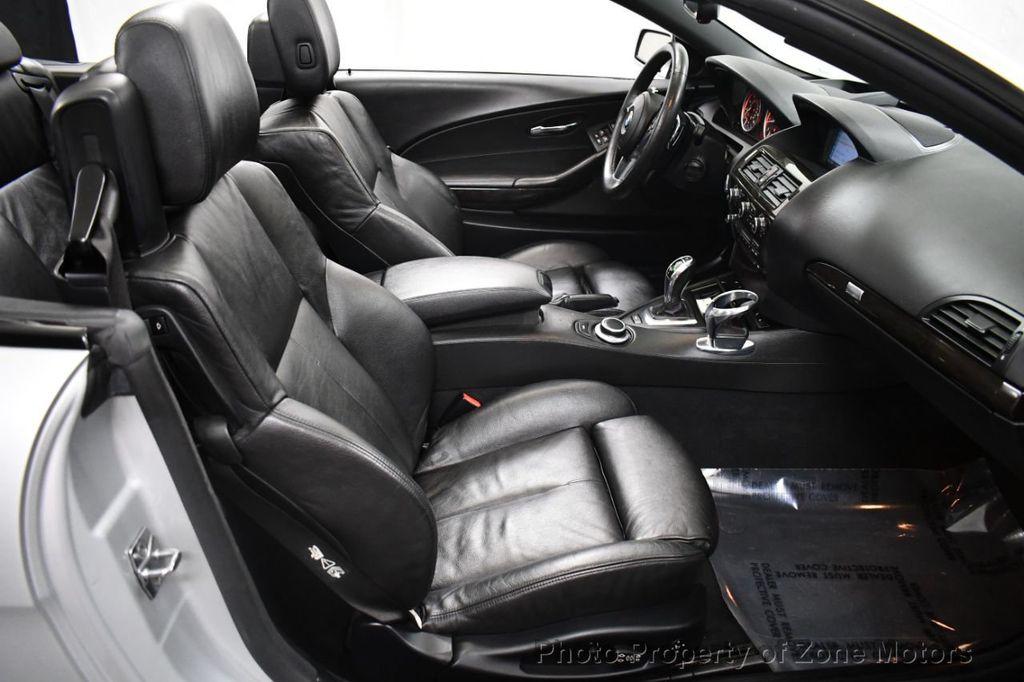 2008 BMW 6 Series 650i - 18595837 - 11