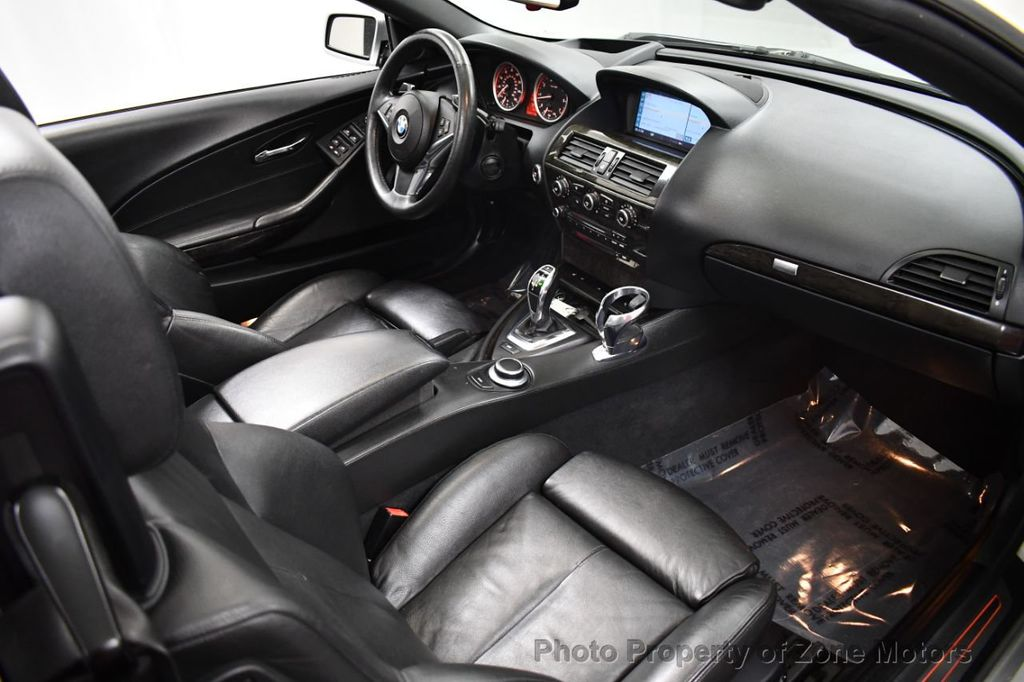 2008 BMW 6 Series 650i - 18595837 - 12
