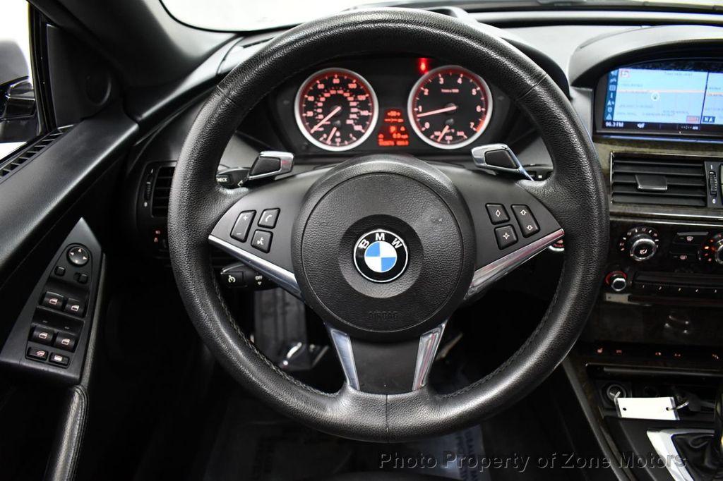 2008 BMW 6 Series 650i - 18595837 - 14