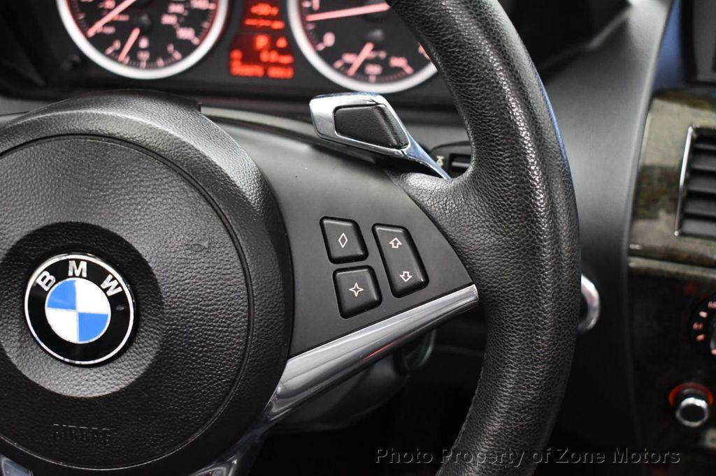 2008 BMW 6 Series 650i - 18595837 - 16