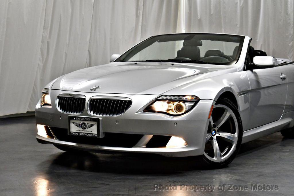 2008 BMW 6 Series 650i - 18595837 - 2