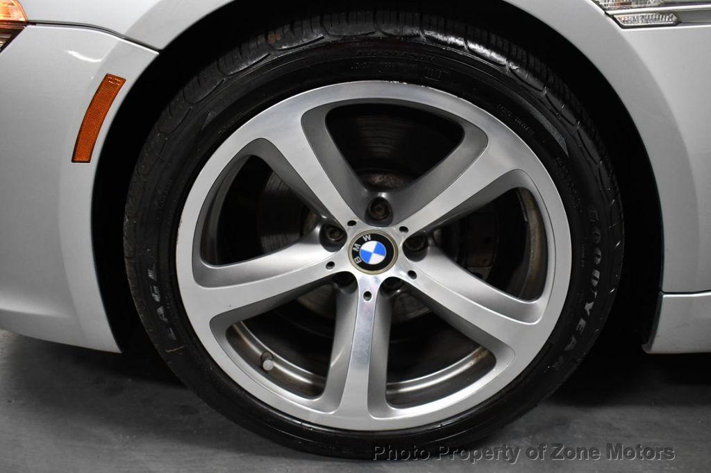 2008 BMW 6 Series 650i - 18595837 - 38