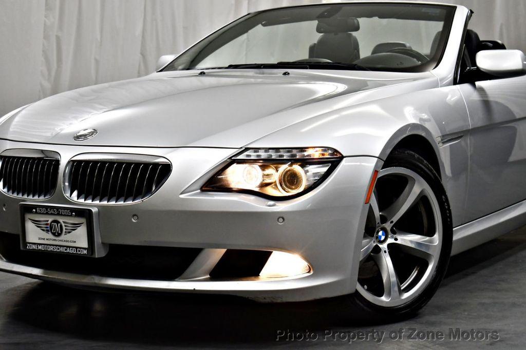 2008 BMW 6 Series 650i - 18595837 - 3