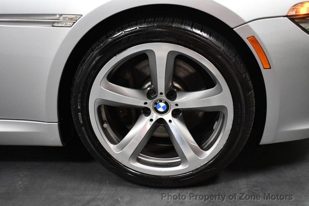 2008 BMW 6 Series 650i - 18595837 - 39