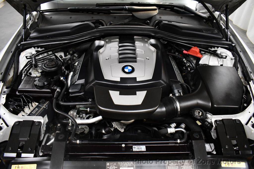 2008 BMW 6 Series 650i - 18595837 - 41