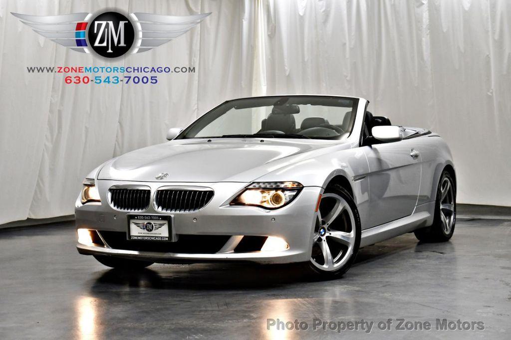2008 BMW 6 Series 650i - 18595837 - 42