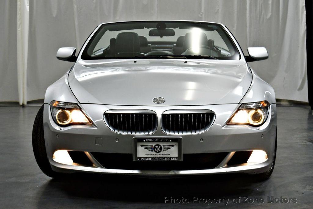 2008 BMW 6 Series 650i - 18595837 - 4
