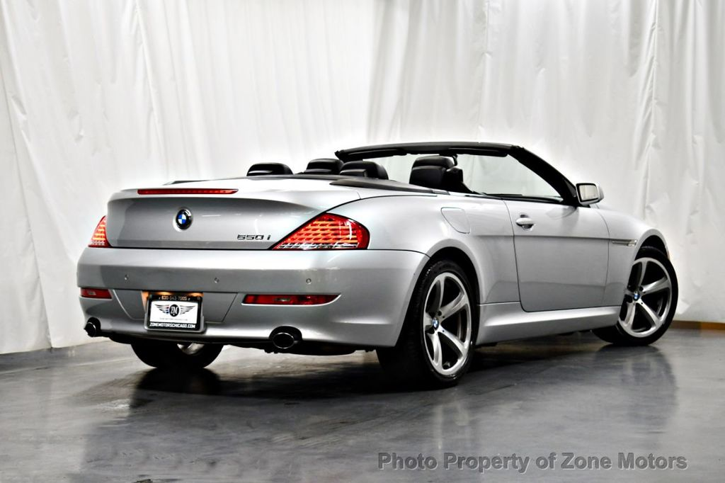 2008 BMW 6 Series 650i - 18595837 - 5
