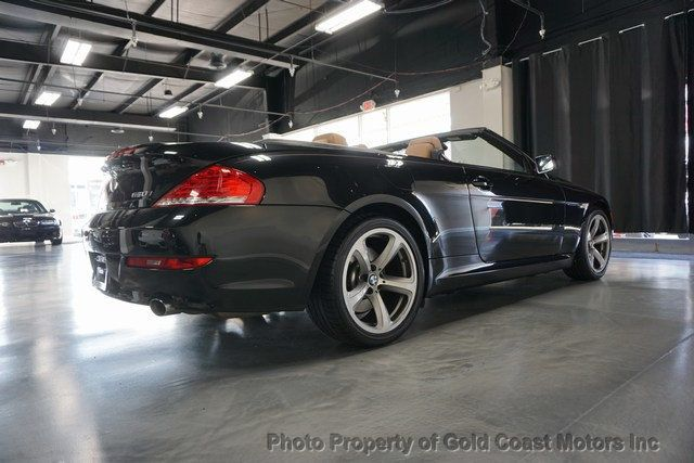 2008 BMW 6 Series 650i - Click to see full-size photo viewer