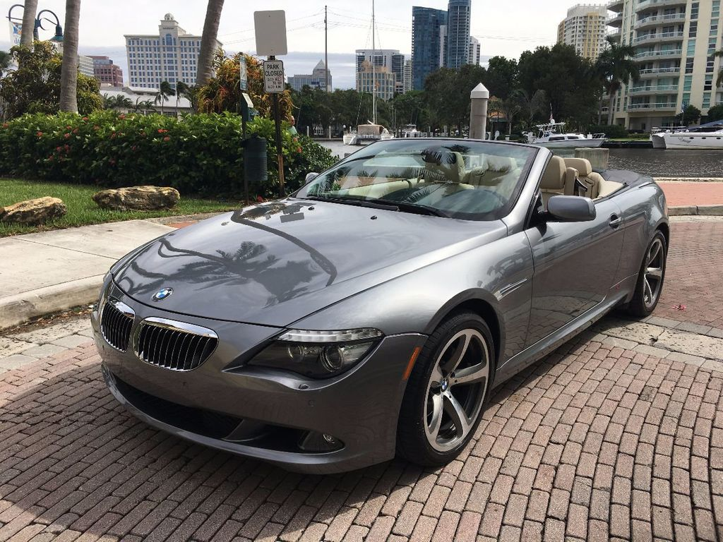 2008 Used BMW 6 Series 650i at Choice Auto Brokers Serving Fort ...
