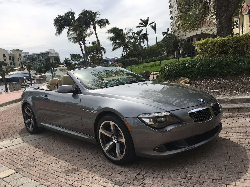 BMW Convertible bmw convertible 650i 2008 Used BMW 6 Series 650i at Choice Auto Brokers Serving Fort ...