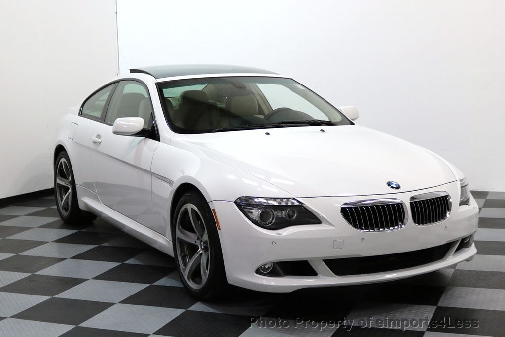 2008 BMW 6 Series CERTIFIED 650i Sport Package NAVIGATION - 17461029 - 46