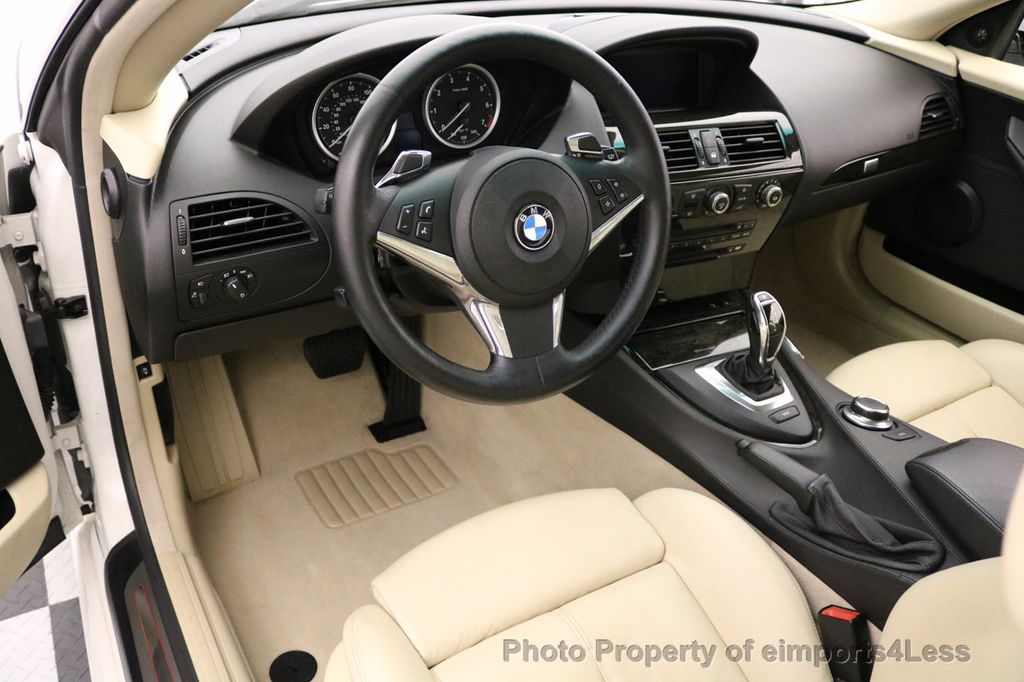 2008 BMW 6 Series CERTIFIED 650i Sport Package NAVIGATION - 17461029 - 6