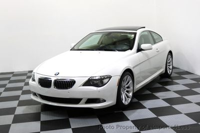 2008 BMW 6 Series - WBAEA53508CV90313