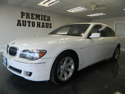 2008 BMW 7 Series 2008 BMW 750i SEDAN  - Click to see full-size photo viewer