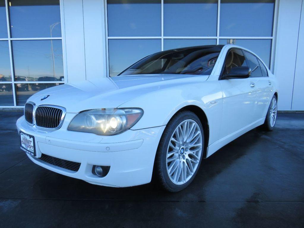 2008 BMW 7 Series 750i - 17540806 - 2