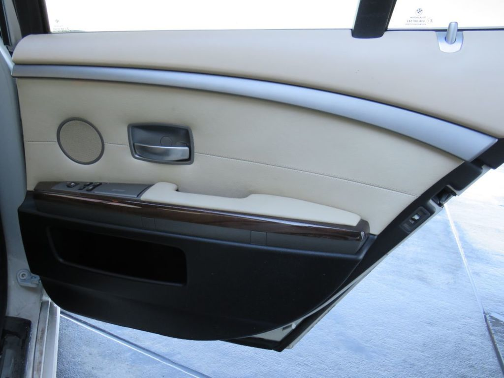 2008 BMW 7 Series 750i - 17540806 - 45