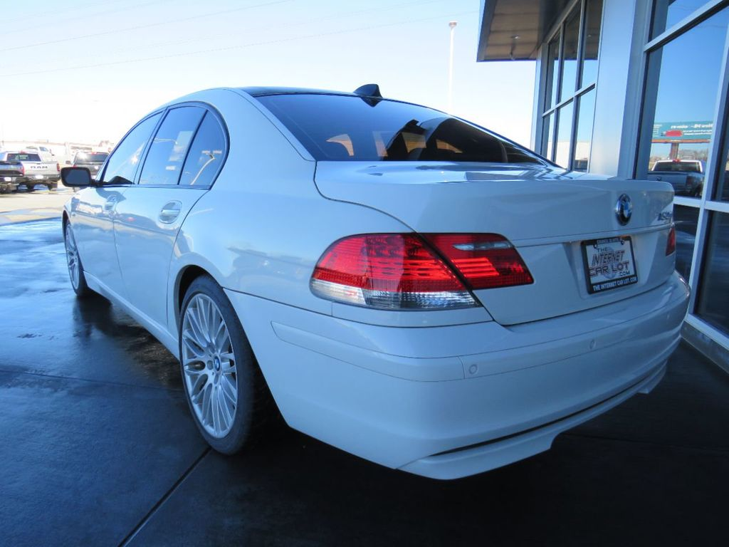 2008 BMW 7 Series 750i - 17540806 - 4