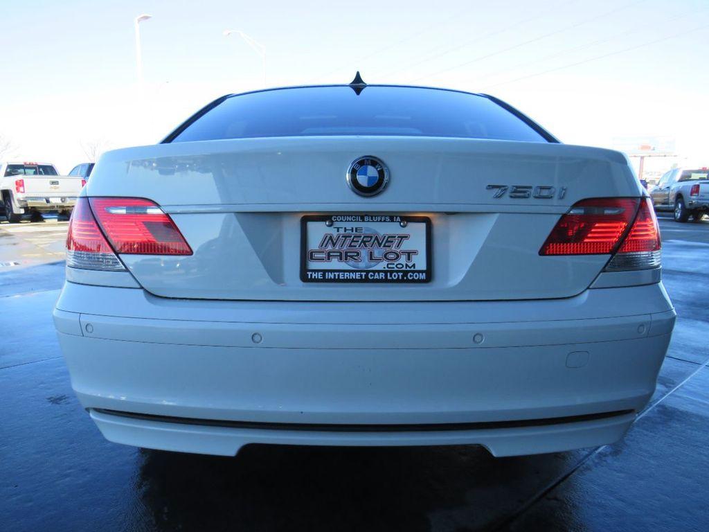 2008 BMW 7 Series 750i - 17540806 - 5