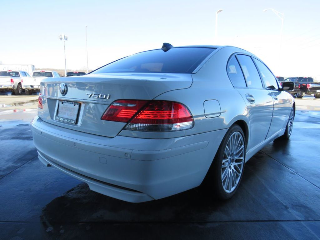 2008 BMW 7 Series 750i