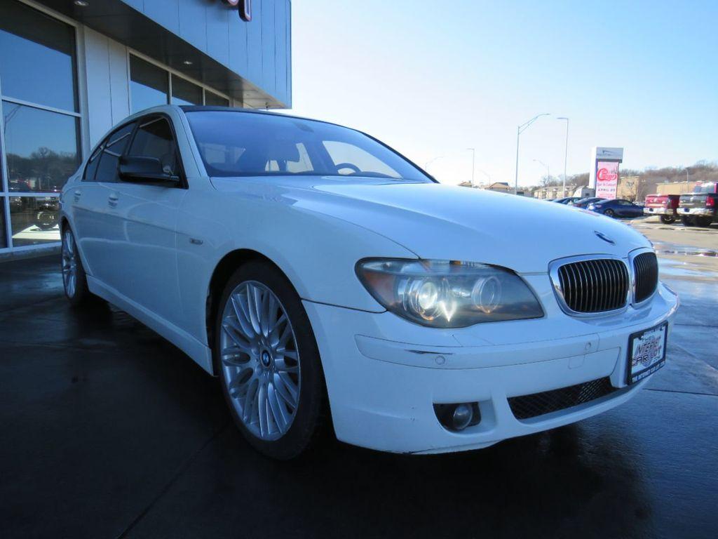 2008 BMW 7 Series 750i - 17540806 - 8