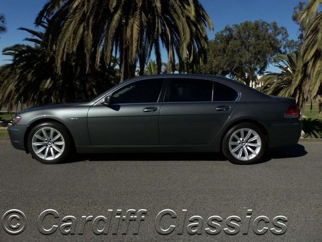 2008 Used BMW 7 Series 750Li at Cardiff Classics Serving Encinitas ...