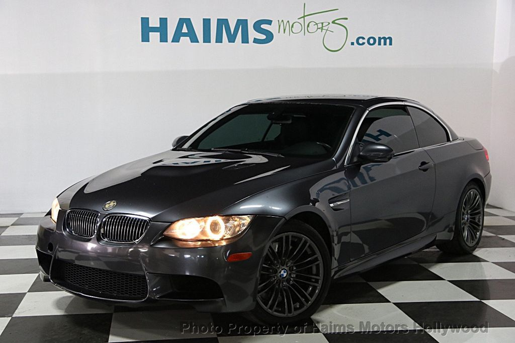 2008 Used Bmw M3 At Haims Motors Serving Fort Lauderdale